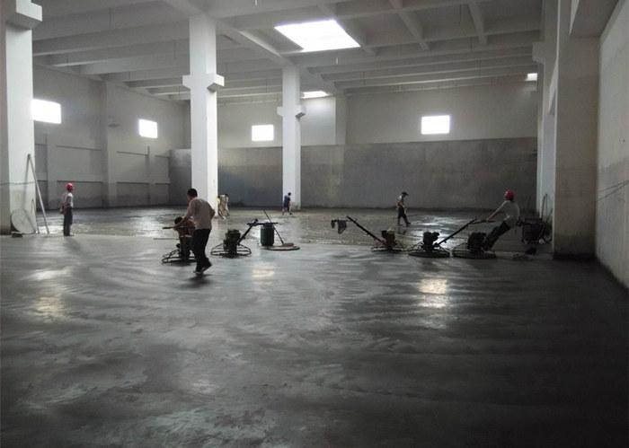 仓储地面-耐磨地坪